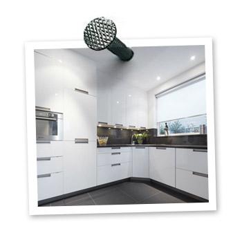 Wij renoveren uw bestaande keuken