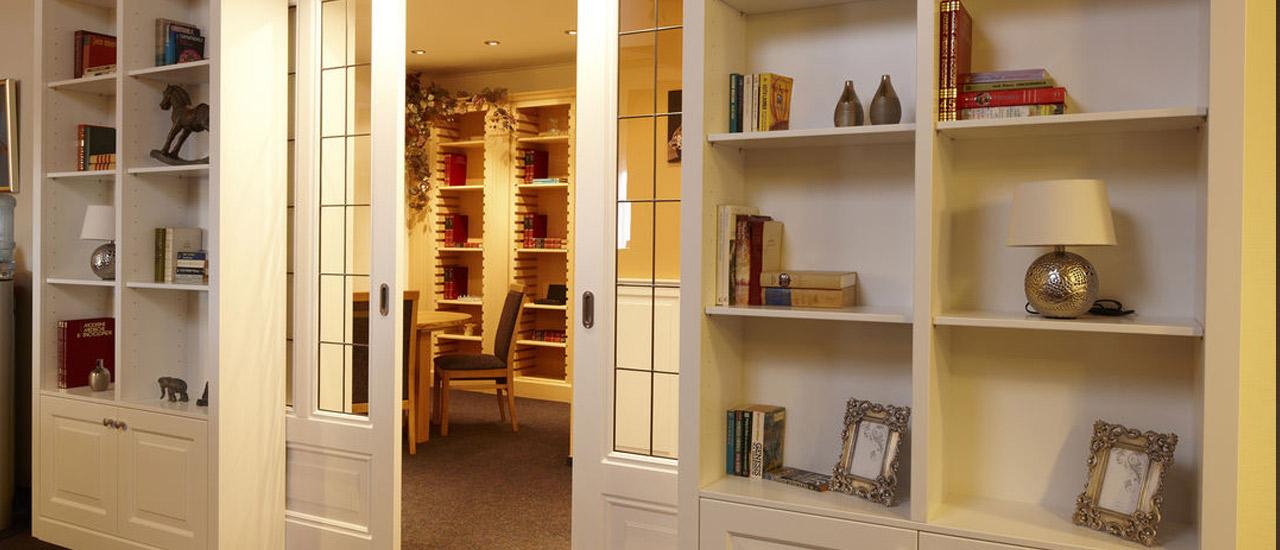 Kamer en-suite op maat gemaakt