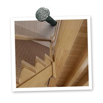 Nieuwe trappen op maat gemaakt