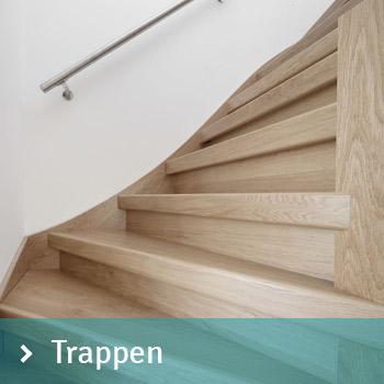 Renovatie of een nieuwe trap nodig?