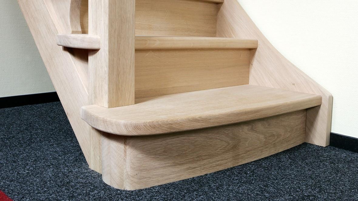 Nieuwe trap op maat